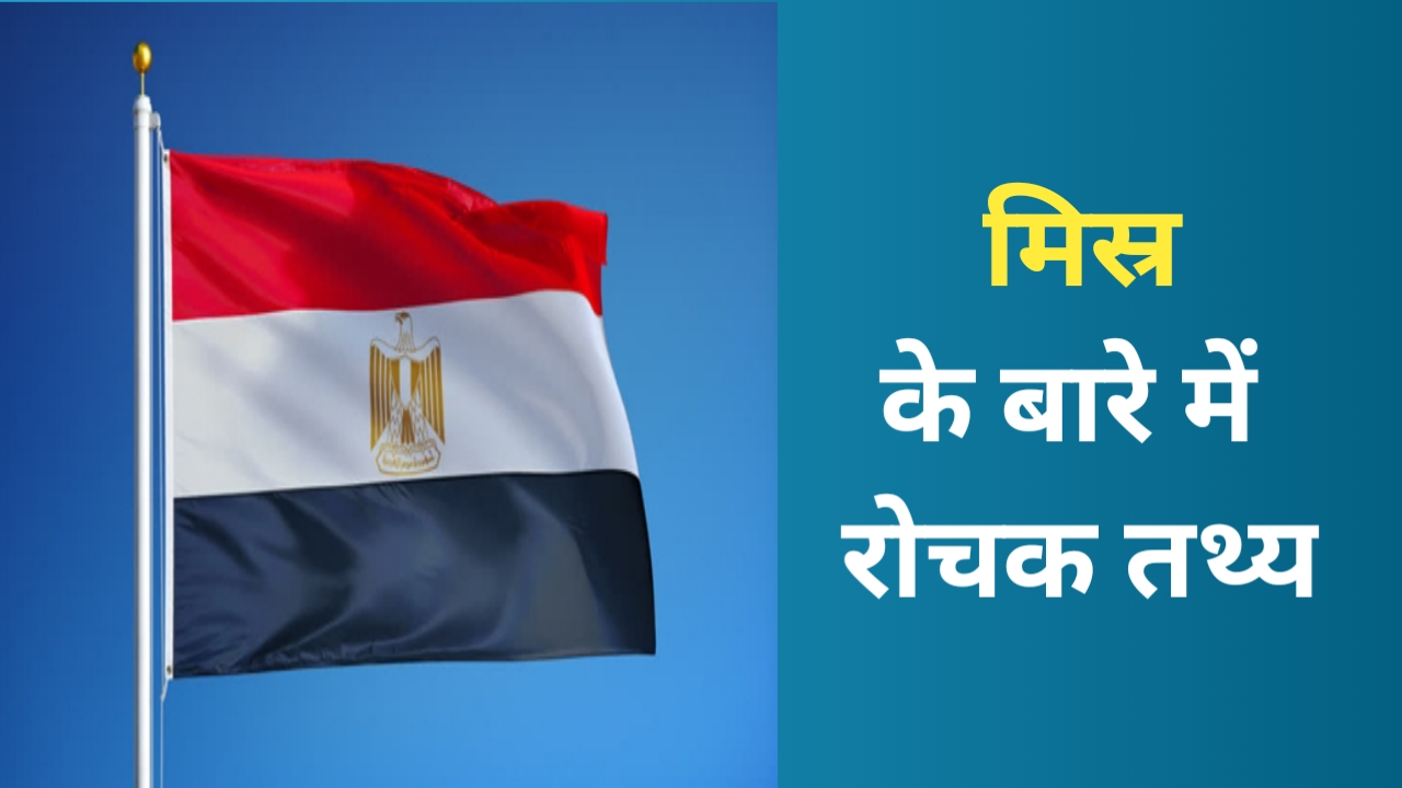 Important facts about Egypt | मिस्र के बारे में महत्वपूर्ण तथ्य